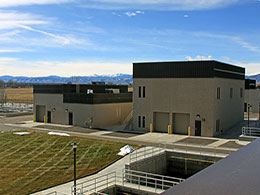 Broomfield Water Treatment Plant